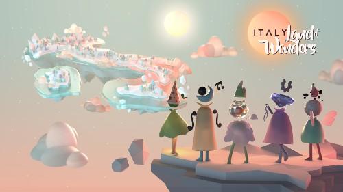 El Ministerio de Asuntos Exteriores de Italia publica su primer videojuego – ITALY: Land of Wonders se lanza hoy para iOS y Android
