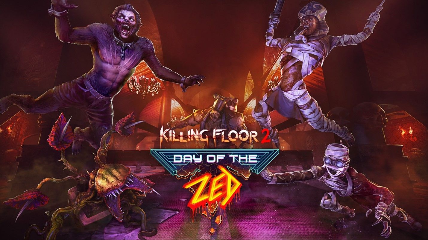 Killing Floor 2: Day of the Zed Halloween Update Brings Cowboys and Zombies to PC, PlayStation(R)4, and Xbox
