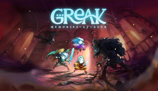 El videojuego Greak: Memories of Azur es lanzado hoy para consolas y PC