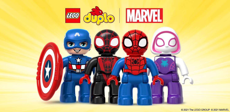 StoryToys anuncia la nueva colaboración de LEGO DUPLO MARVEL para la aplicación preescolar que se lanzará en diciembre de 2021